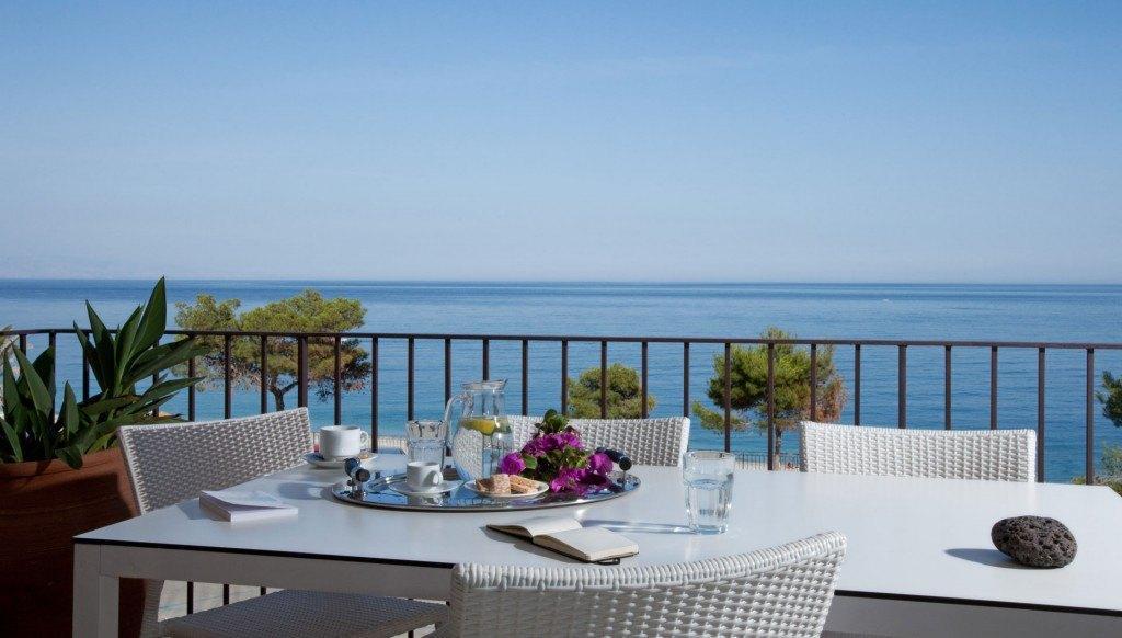 appartamenti sicilia con terrazza sul mare